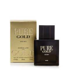 Pure Gold is for men