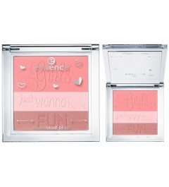 Essence  multicolour blush