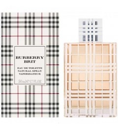 BURBERRY BRIT 1.7 EDT SP FOR WOMEN