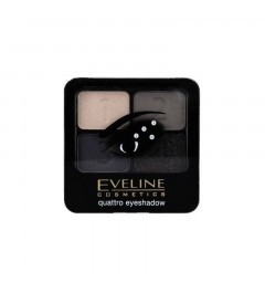 Eyeshadow QUATTRO No 03 EVELINE