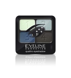Eyeshadow QUATTRO No 01 EVELINE
