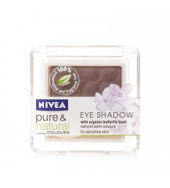 NIVEA Pure & Natural Colours - Yeux - Foggy Grey 18