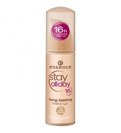 essence stay all day 16h long-lasting make-up 15 soft creme 30ml