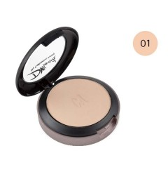 4 Catherine Arley Mineral Matte Compact Powder M01