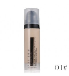 Party Queen Instant Color Moist Liquid Foundation Camera Ready N01