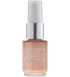 Jordana Creamy Liquid Face Foundation 03 Beige