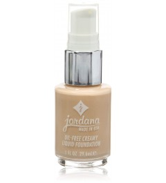Jordana Creamy Liquid Face Foundation 01 Beige
