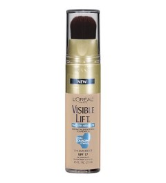 L'Oreal Paris Visible Lift Smooth Makeup, Absolute Sun Beige