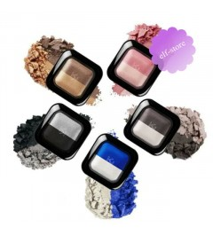 Kiko Milano Bright Duo Baked Eyeshadow