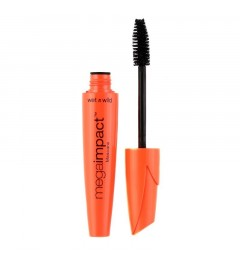 WET N WILD MEGAIMPACT MASCARA EC148 VERY BLACK 8ML