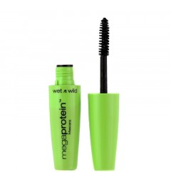 WET N WILD MEGA PROTEIN MASCARA EC137 VERY BLACK 8ML